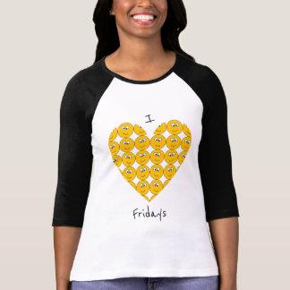 """I de Vrijdagen van het """"Hart"""" met het Glimlachen T Shirt"""