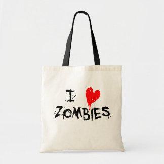 I de Zombieën van het Hart - Canvas tas