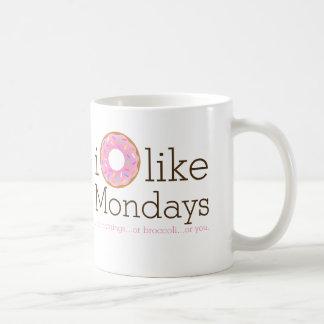 I Doughnut zoals de Mok van Maandagen