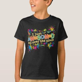 I enkel Awesomed T Shirt