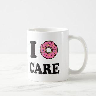 I grappige de Zorg van de Doughnut Koffiemok