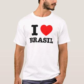 I Hart Brazilië T Shirt