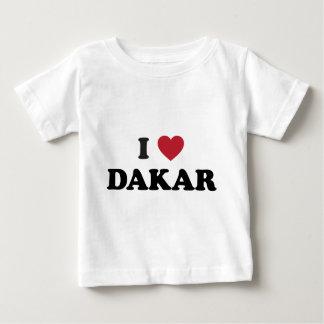 I Hart Dakar Senegal Baby T Shirts