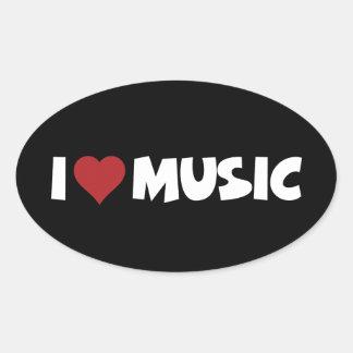 I [Hart] de Sticker van de Muziek