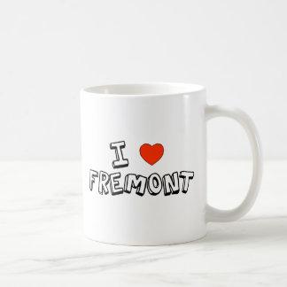 I Hart Fremont Koffiemok