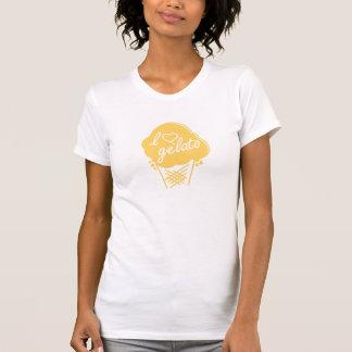 I Hart Gelato T Shirt