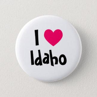 I Hart Idaho Ronde Button 5,7 Cm