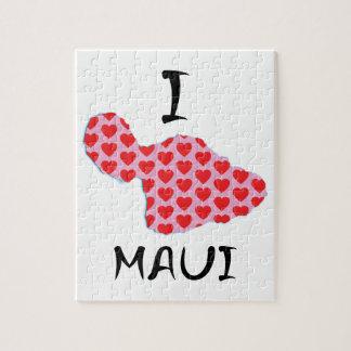 I hart Maui Puzzel