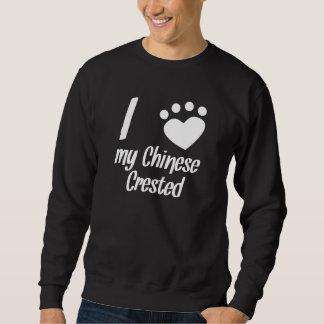 I Hart Mijn Chinees Kuif Trui