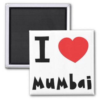 I hart Mumbai/Bombay Magneet