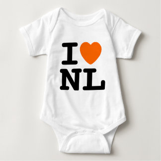 I hart NL T-shirt