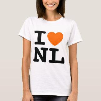 I hart NL T Shirt