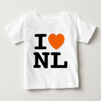 I hart NL T-shirts