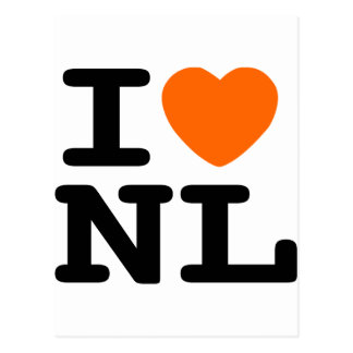 I hart NL Wens Kaart