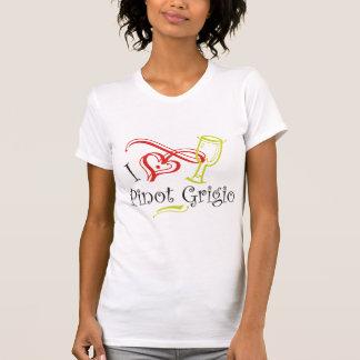 I Hart Pinot Grigio T Shirt