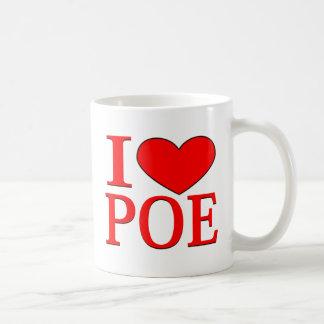 I Hart Poe Koffiemok