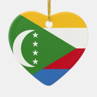 I het Ornament van de Comoren van het Hart