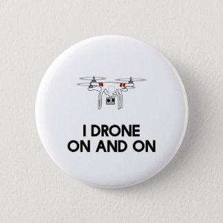 I hommel op en op quadcopter ronde button 5,7 cm