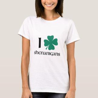 I Klaver Shenanigans T Shirt
