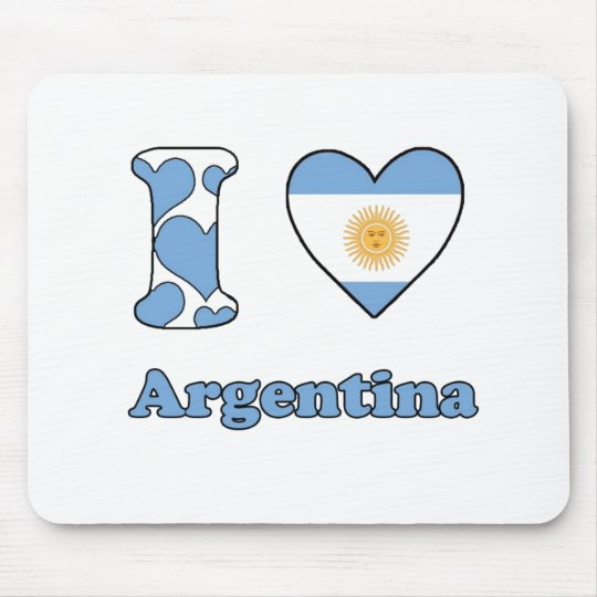 I love Argentina Muismat