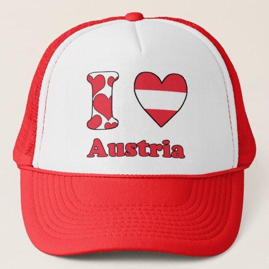 I love Austria Trucker Pet
