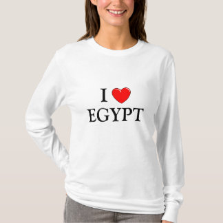 I love Egypt T Shirt