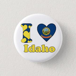 I love Idaho Ronde Button 3,2 Cm
