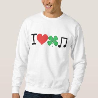 I_Love_Irish_Music Trui