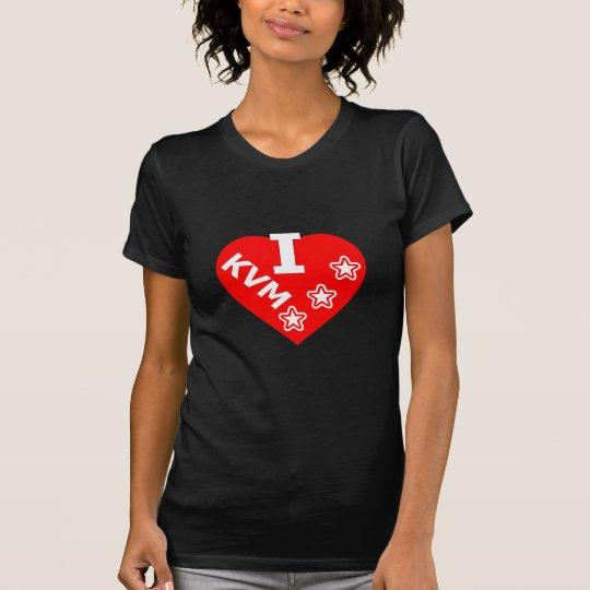 I love KV Maastricht logo 1 T Shirt