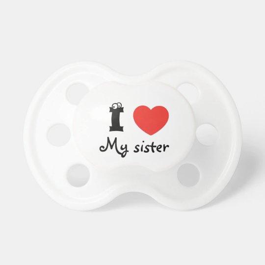 I love My sister Spenen
