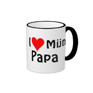 I Love papa mok