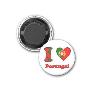 I love Portugal magnet Magneet