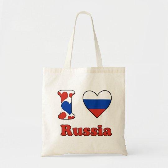 I love Russia Draagtas