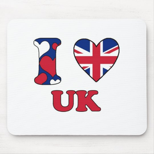 I love UK Muismat