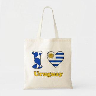 I love Uruguay Draagtas