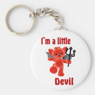 I ` m een kleine duivel sleutelhanger
