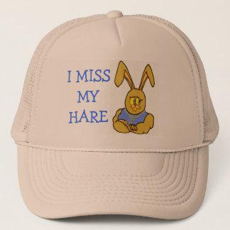 I Misser My Hare en Mijn Haar Trucker Pet