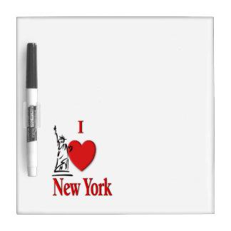 I NY van de Minnaar Whiteboards