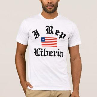 I rep Liberia T Shirt