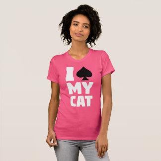 I Spade Mijn Kat (ik castreerde Mijn Kat) T Shirt