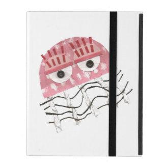 I-Stootkussen 2/3/4 van de Kam van kwallen Hoesje iPad Hoesje