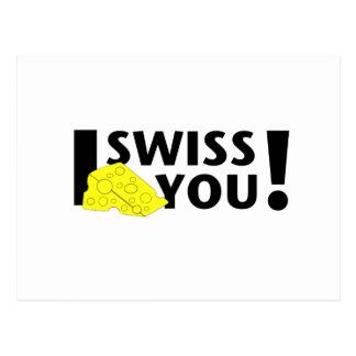 I Zwitsers u Briefkaart