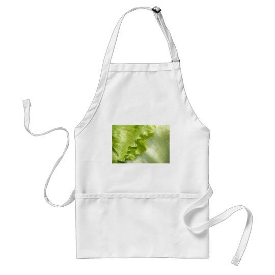 Iceberg lettuce leaf standaard schort