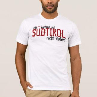 Ich komme aus Südtirol nicht Italien! T Shirt
