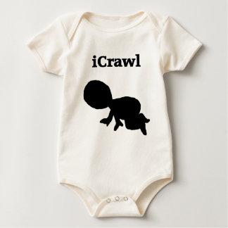 iCrawl Baby Shirt
