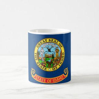 Idaho staatsvlag verenigd Amerika republieksymbool Koffiemok