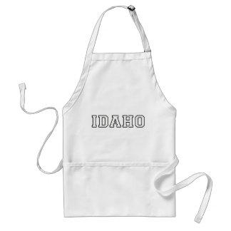 Idaho Standaard Schort