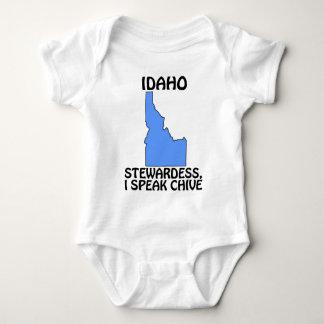 Idaho - Stewardess, spreek ik Bieslook Romper