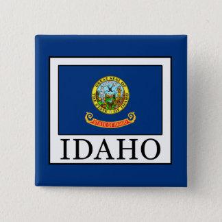 Idaho Vierkante Button 5,1 Cm