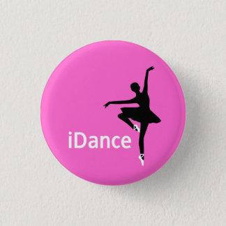 iDance (ik dans) Knoop Ronde Button 3,2 Cm
